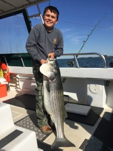 Striper Fishing Memories