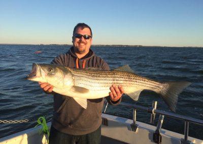 Striper Fishing Spring Battle
